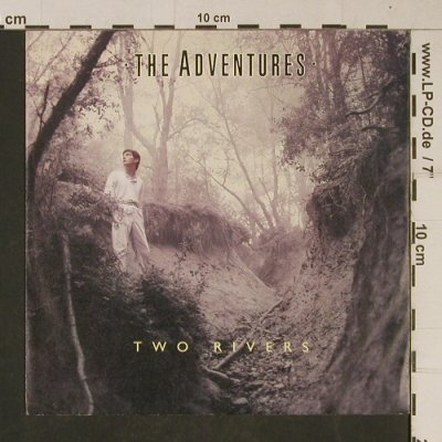 Adventures: Two Rivers / Love and Chains(Live), Chrysalis(107 699), D, 1985 - 7inch - T634 - 2,00 Euro