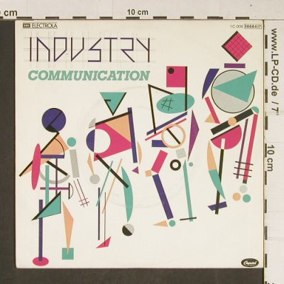 Industry: State of the Nation, Capitol(1C 006 1868417), EEC, 1983 - 7inch - T679 - 3,00 Euro