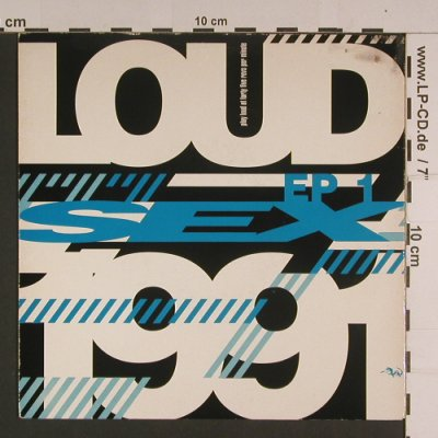 Loud: D Generation+3, China(WOK 2002), uk, 1991 - EP - S7749 - 3,00 Euro