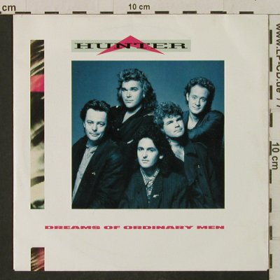 Hunter: Dreams Of Ordinary Men/Start It Up, Polydor(885 655-7), D, 1987 - 7inch - T2328 - 2,00 Euro