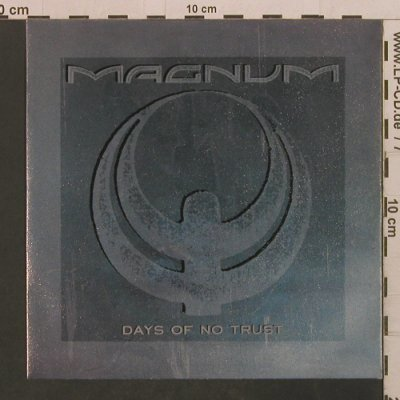 Magnum: Days Of No Trust / Maybe Tonight, Polydor(887311-7), D, 1988 - 7inch - T2406 - 3,00 Euro
