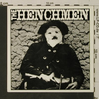 Henchmen: Murdering Mind/Rock in a Hard Place, Bad Posture Rec(B.P.01), US,33rpm, 1993 - 7inch - T3699 - 4,00 Euro