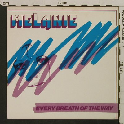 Melanie: Every Breath OfTheWay/LoversLullaby, Neighbourh(NB 1), UK, 1983 - 7inch - T2407 - 4,00 Euro