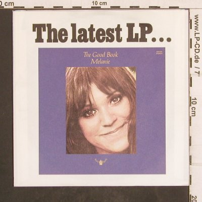 Melanie: Nickel Song / Good Book, Buddah(2011 071), D, 1971 - 7inch - T4960 - 3,00 Euro