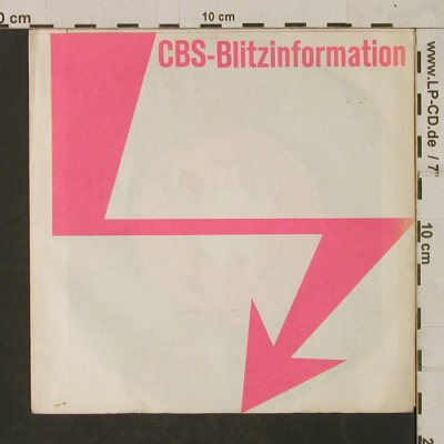 Cash,Johnny: Any Old Wind That Blows, CBS Blitzinfo.(CBS S 1115), D, 1972 - 7inch - T1818 - 10,00 Euro