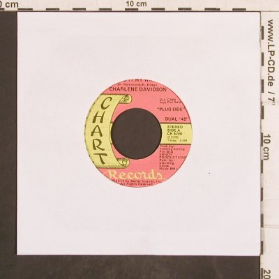 Davidson,Charlene: Do It My Way, vg+/LC, Chart, DJ-Promo(CH 5200), US, 1973 - 7inch - T4900 - 4,00 Euro