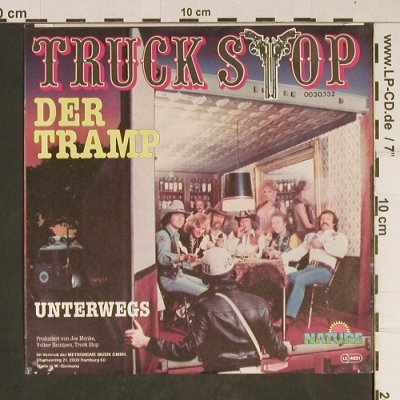 Truck Stop: Der Tramp, Nature(0030.132), D, 1978 - 7inch - T885 - 2,00 Euro