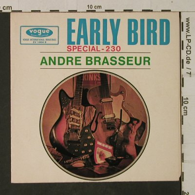 Brasseur,Andre: Early Bird / Special-23 -ONLY COVER, Palette(DV 14464 B), D, 1966 - Cover - T2061 - 3,00 Euro