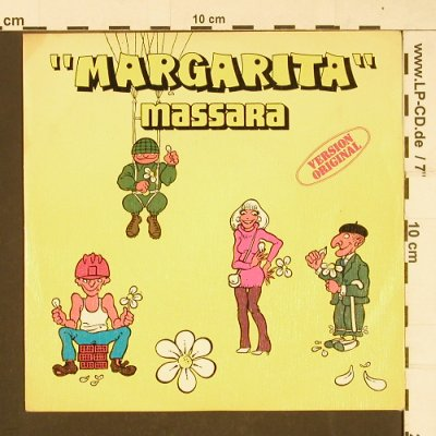 Margarita: Massara / Margarita, Movie Play(02.1429/3), E, 1979 - 7inch - S9985 - 2,50 Euro