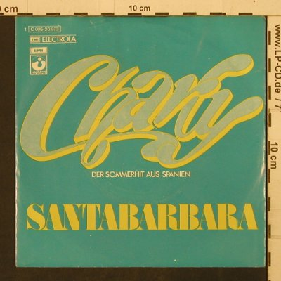 Santabarbara: Charly, Harvest(006-20973), D, 1973 - 7inch - T2733 - 2,00 Euro