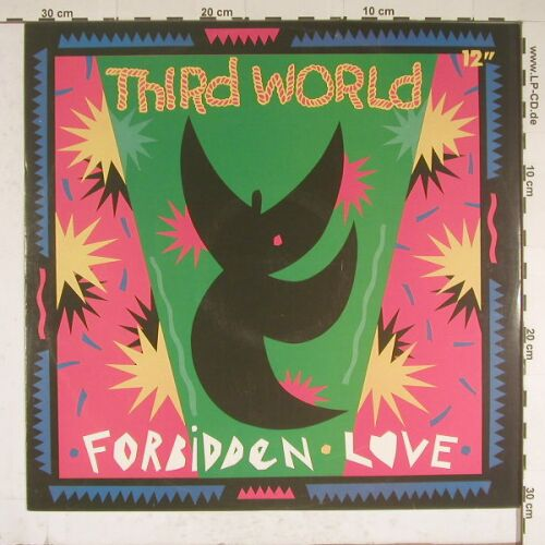Third World: Forbidden Love*3, Mercury(874 055), D, 89 - 12inch - A9699 - 4,00 Euro