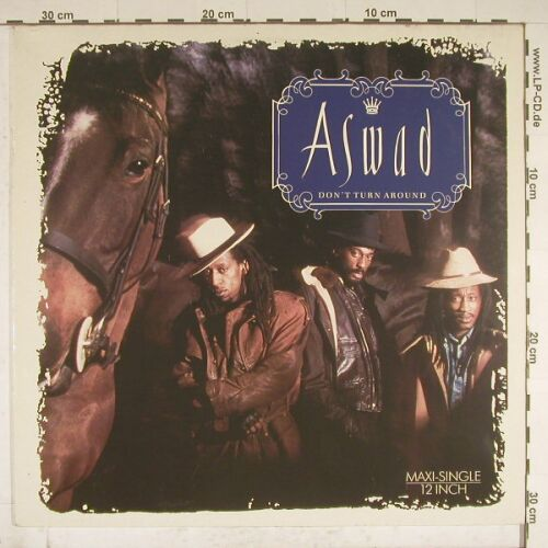 Aswad: Don't Turn Around*2+1, Isl.(609 725), D, 88 - 12inch - A9962 - 4,00 Euro