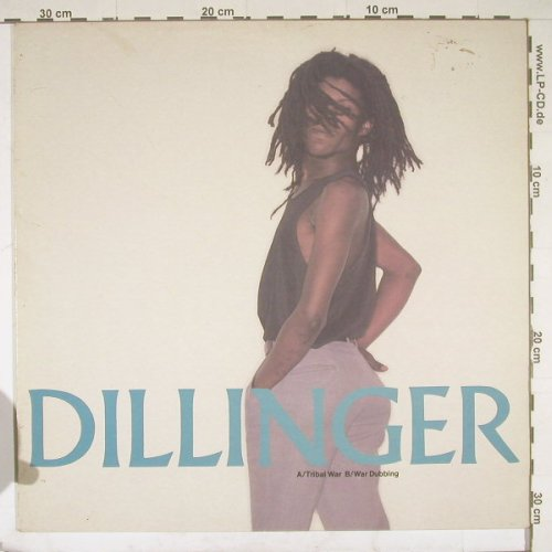 Dillinger: Tribal War/War Dubbing, 10 Virgin(TEN 11-12), D, 83 - 12inch - B1805 - 4,00 Euro