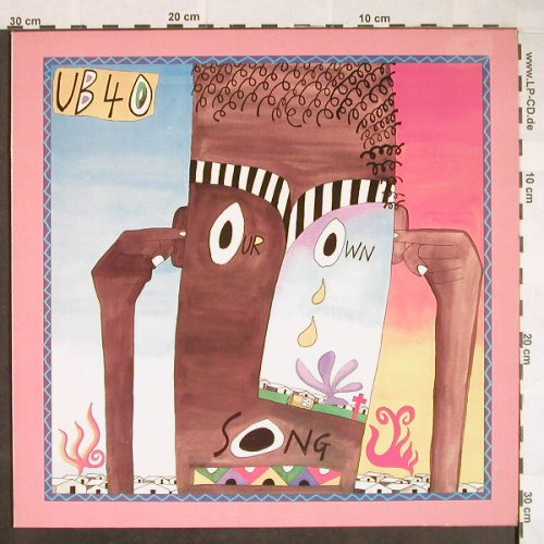 UB 40: Our Own Song(8:26+depmix), DEP(608 264-213), , 1986 - 12inch - F9806 - 3,00 Euro