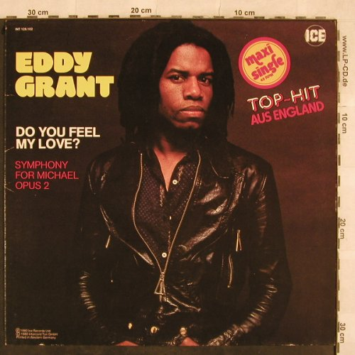 Grant,Eddy: Do You Feel My Love?+1, ICE(INT 126.102), D, 1980 - 12inch - X157 - 3,00 Euro