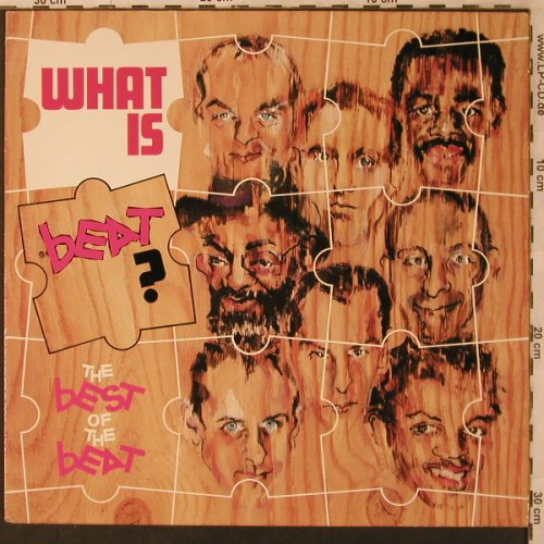 Beat: What Is Beat?-Best Of, Arista(205 586-320), D, 1983 - LP - X3010 - 6,00 Euro