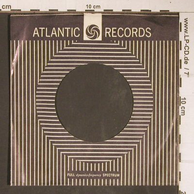 Atlantic Records: FULL dynamic-frequency SPECTRUM, ATL.(), ,  - Cover - T4171 - 2,00 Euro