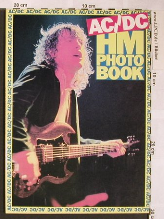 AC/DC: HM Photo Book, Omnibus Press(OP 42084), ,  - Buch - 40318 - 7,50 Euro