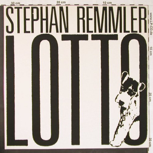 Remmler,Stephan: Lotto, Foc, Mercury(836 556-1), D, 1988 - LP - E647 - 5,50 Euro
