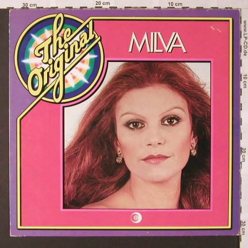 Milva: The Original, Dischi R.(45.001), D, 1976 - LP - E8738 - 3,00 Euro