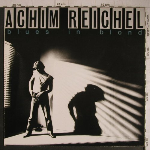 Reichel,Achim: Blues In Blond, Ahorn(0069.107), D, 1981 - LP - F7354 - 4,00 Euro