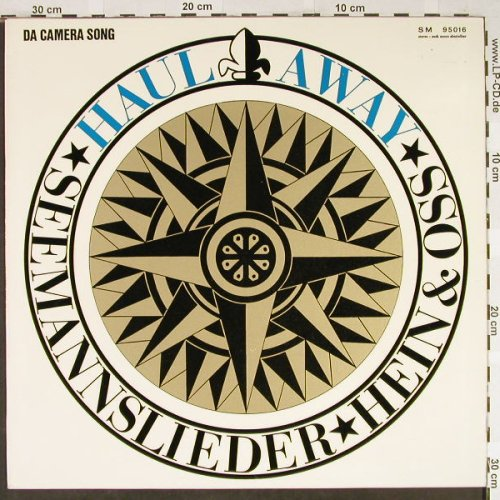 Hein & Oss: Haul Away, Seemannslieder, da Camera Song(SM 95 016), D, 1969 - LP - H1973 - 9,00 Euro