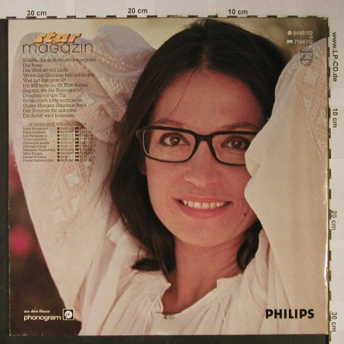 Mouskouri,Nana: Star Magazin, Foc, Philips(6448112), D,  - LP - H2432 - 5,50 Euro