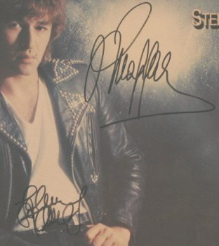 Maffay,Peter: Steppenwolf, vg+/vg+, Autogramme, Telefunken(6.23777 AT), D, 1976 - LP - H2697 - 25,00 Euro