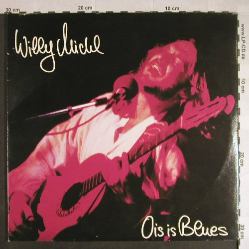 "Michl,Willy: Ois is Blues, Foc, Michl(MR 001/002), D,  - LP/12"" - H423 - 12,50 Euro"