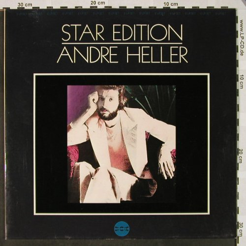 Heller,Andre: Star Edition,Foc, Amadeo(0089.012), D,  - 2LP - H4514 - 7,50 Euro