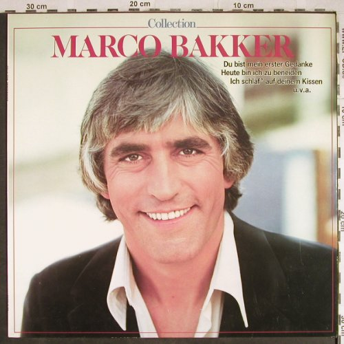 Bakker,Marco: Collection, EMI(028-46 718), D,  - LP - H8074 - 4,00 Euro