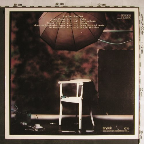 Molina,Olivia: Frische Spuren, Crystal(066 CRY 45 139), D, 1978 - LP - H8867 - 5,50 Euro