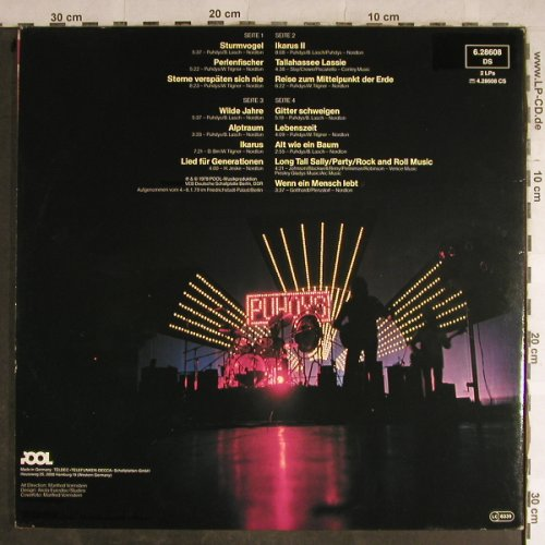 Puhdys: 6 - Live,Foc, Pool(6.28608 DS), D, 1979 - 2LP - H8908 - 7,50 Euro