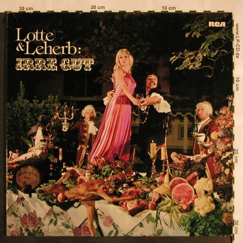 Lotte & Leherb: Irre Gut,Foc, RCA(26.21438 AS), D, 1975 - LP - X1107 - 7,50 Euro