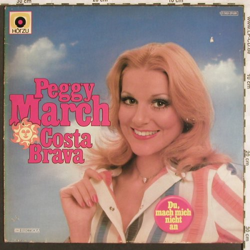 March,Peggy: Costa Brava, m /VG+, HörZu(C 062-29 618), D, 1976 - LP - X3052 - 4,00 Euro
