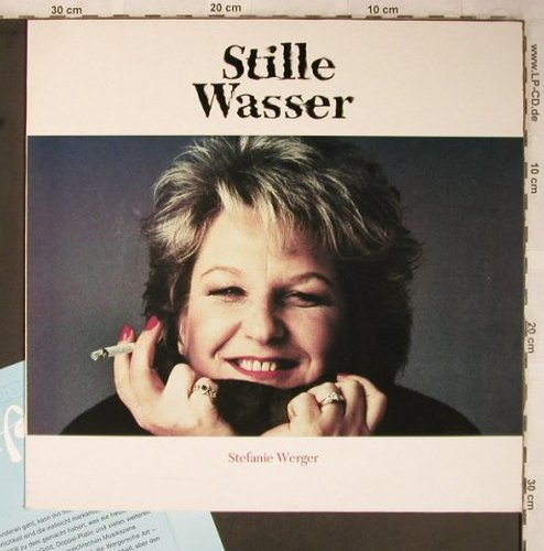 Werger,Stefanie: Stille Wasser, Facts, Ariola(211 964), D, 1991 - LP - X5440 - 9,00 Euro