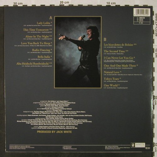 Engelbert: In Liebe..., White Records(209 312), D, 1988 - LP - X6038 - 5,00 Euro