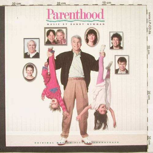 Parenthood: Music By Randy Newman, Reprise(), D, 89 - LP - A3804 - 4,00 Euro