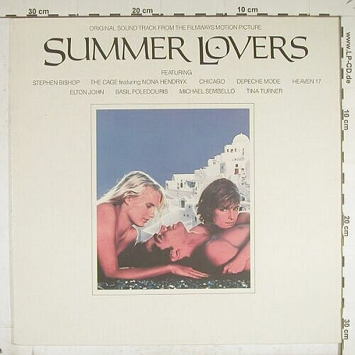 Summer Lovers: Original Soundtrack, WB(WB K 57 020), D, 82 - LP - B336 - 6,00 Euro