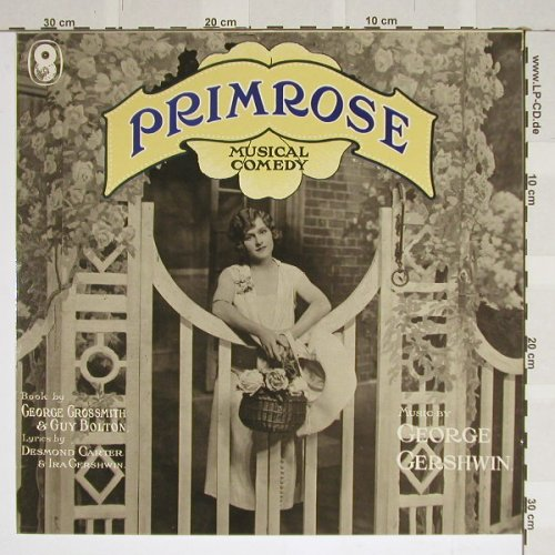 Primrose: Musical Comedy, M.by G.Gershwin, WorlRecEMI(SH.214), UK-Mono,  - LP - B4762 - 6,00 Euro