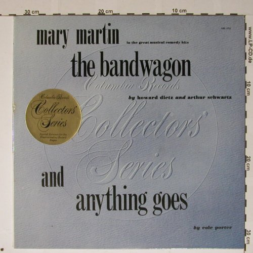 Martin,Mary: The Bandwagon,Anything goes, FS-New, Columbia(AML4751), US, 73 - LP - B5229 - 9,00 Euro