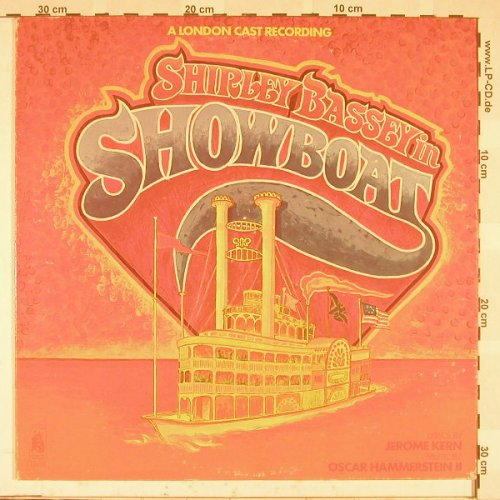 Showboat: London Cast Recording, Stanyan(SR 10036), US,  - LP - B5433 - 7,50 Euro