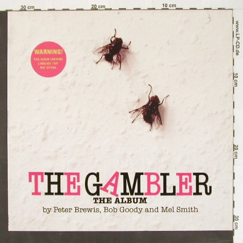 The Gambler: Peter Brewer Bob Goody Mel Smith, 1st Night(Scene 3), UK, 86 - LP - B8249 - 5,50 Euro