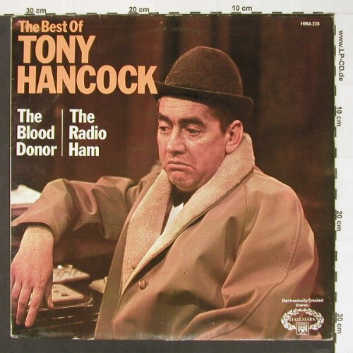 Hancock,Tony: The Blood Donor / The Radio Ham, Hallmark(HMA 228), UK M-VG+, 61 - LP - B8653 - 5,00 Euro