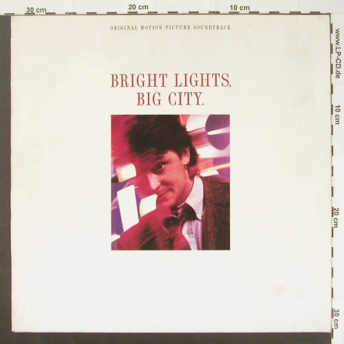 Bright Lights, Big City.: V.A., 10 Tr., WB(925 688-1), D, 88 - LP - C1672 - 5,00 Euro