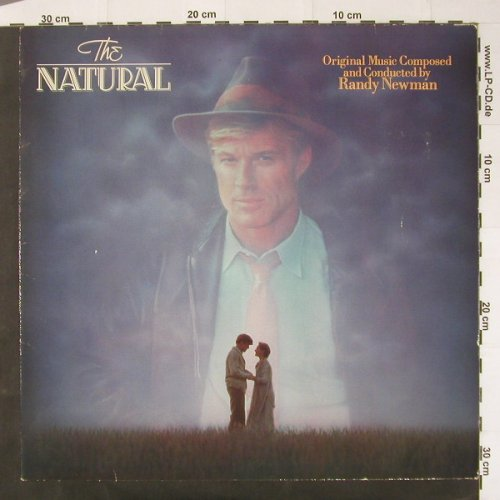Natural,The: Comp+Cond.by Randy Newman, WB(925 116-1), D m-/vg+, 1984 - LP - C2503 - 4,00 Euro
