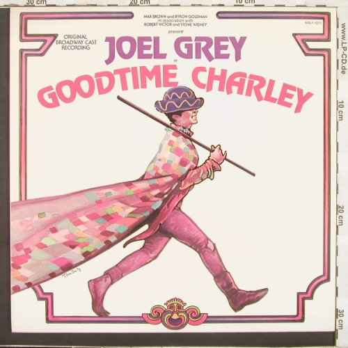 Goodtime Charley: Joel Grey u.a., Orig. Broadway Cast, RCAred(ARL1-1011), US, 75 - LP - C2760 - 7,50 Euro