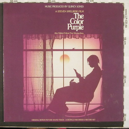 The Color Purple: Original Soundtrack, Foc, Qwest(925 389-1), D, 86 - 2LP - C3085 - 7,50 Euro