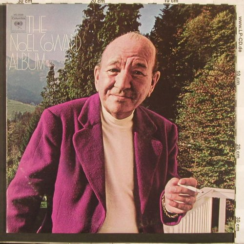 Coward,Noel: The Noel Coward Album, Foc, Columb.(MG 30088), US,  - 2LP - C3386 - 9,00 Euro