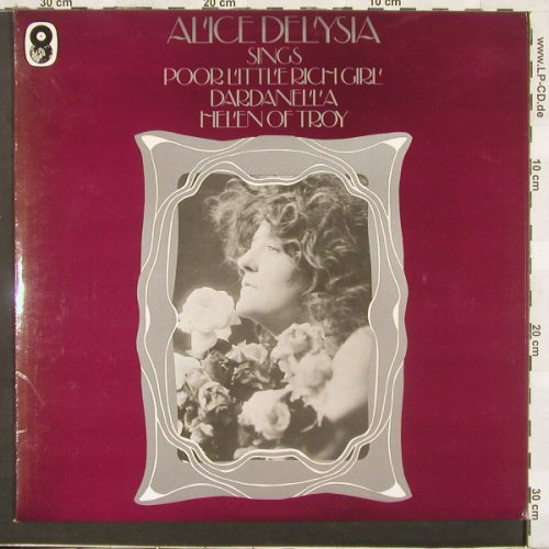 Delysia,Alice: sings Poor Little Rich Girl, WRC(SH 164), UK, 71 - LP - C3389 - 7,50 Euro